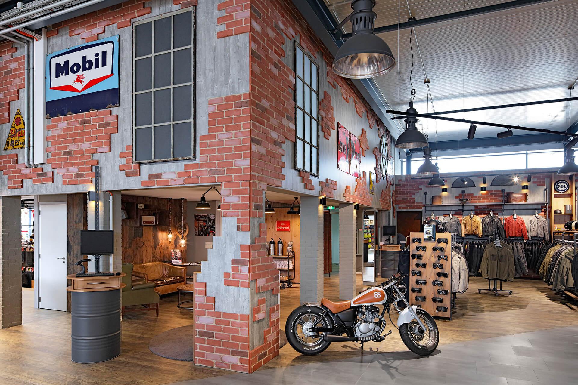 Shopdesign von der Planung bis zur Endmontage