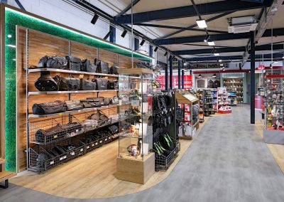 Filialhandel Shopdesign