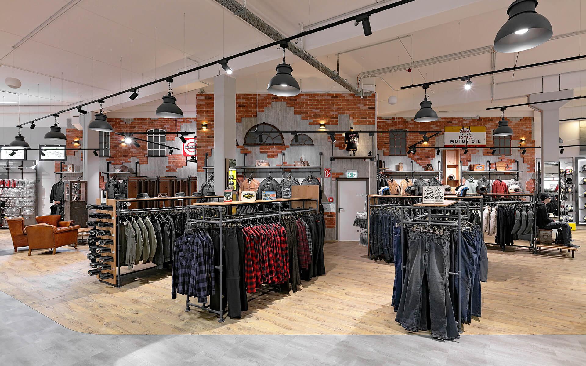 Ideenreiches und maßgeschneidertes Shopdesign für Ihr Ladenbauprojekt